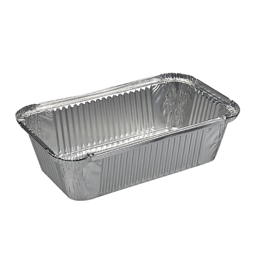 Falcon Aluminium Container Roasted with Lid