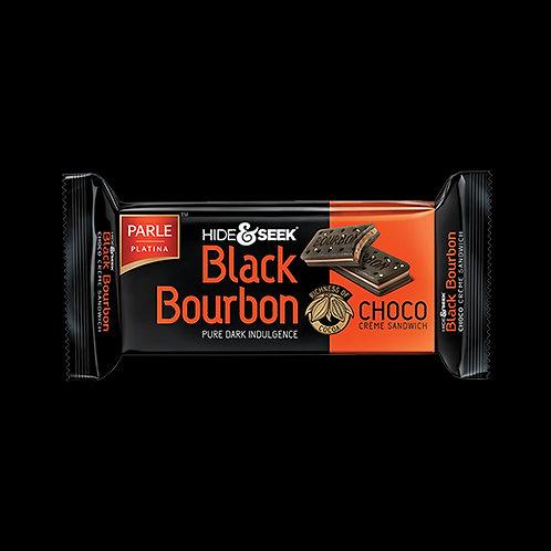Parle Hide & Seek Black Bourbon Chocolate Biscuits - 100g