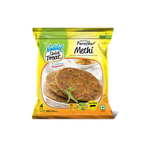 Vadilal Methi Paratha - 400g