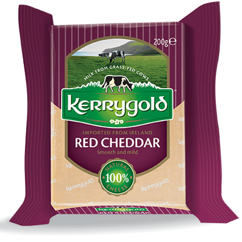 Kerrygold Red Cheddar - 200g