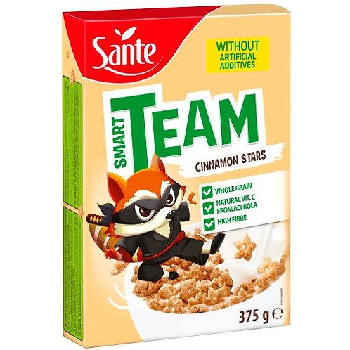 Sante Smart Team Cinnamon Stars - 375g