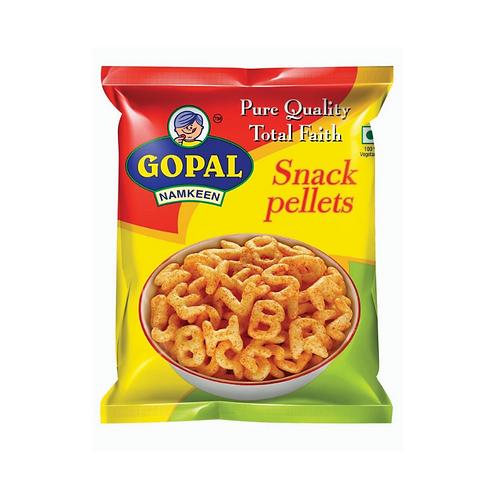 Gopal Snacks Pellets Alphabet - 40g