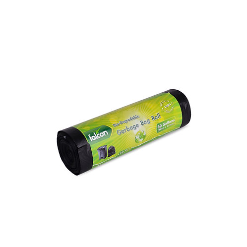 Falcon Biodegradable HD Garbage Bag Roll - 90 x 110cm