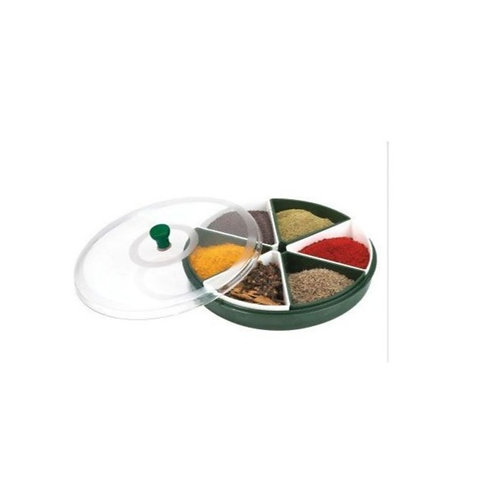 Actionware Masala Spices Tray (6 Bowl)
