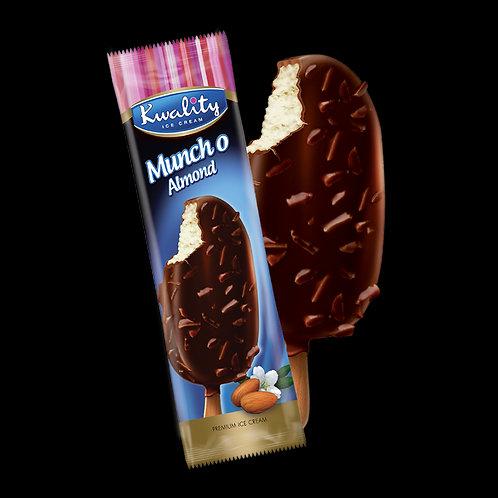 Kwality Chocolate Coated Muncho Almond Bar - 125ml