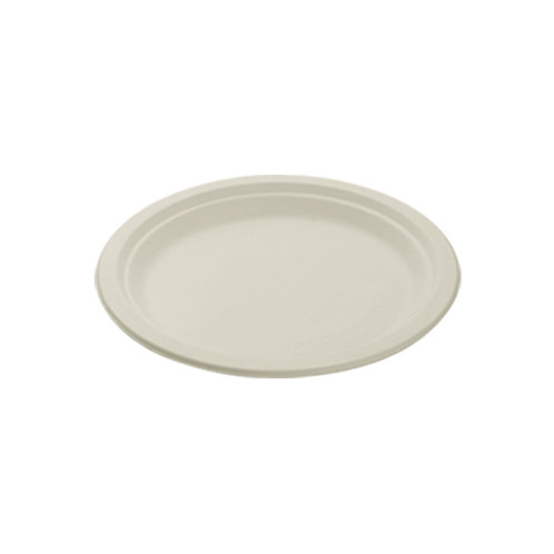 Falcon Biodegradable Round Plate - 7 Inch