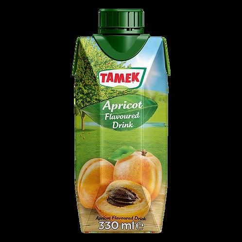 Tamek Apricot Flavoured Drink - 330ml