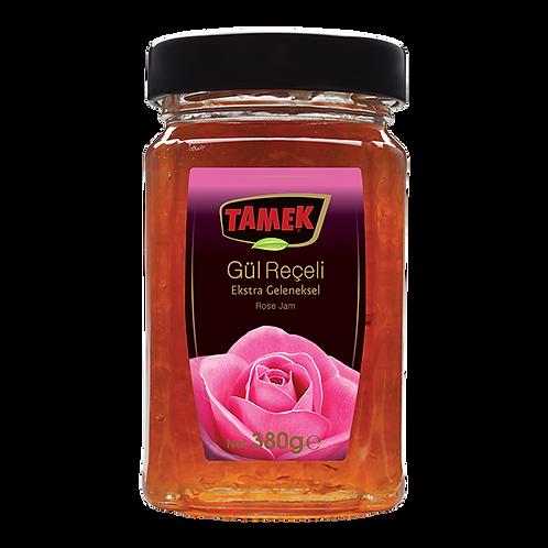 Tamek Rose Jam - 380g