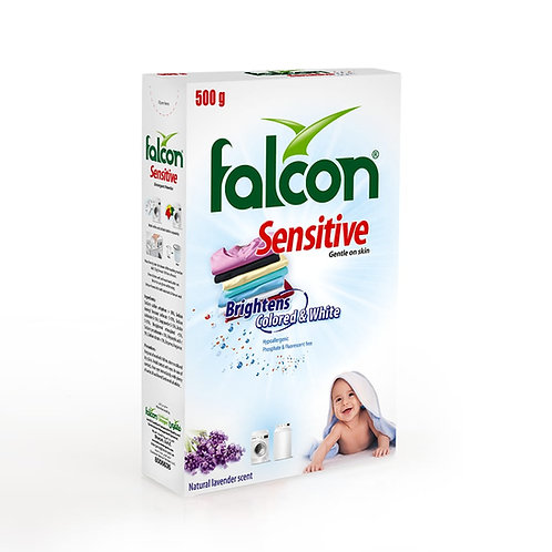 Falcon Sensitive Detergent Powder - 500g