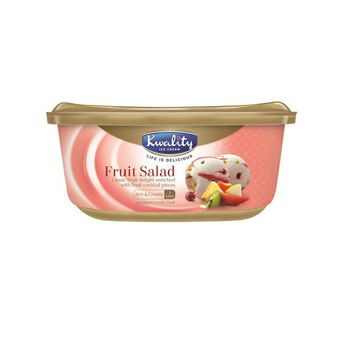 Kwality Fruit Salad - 1L