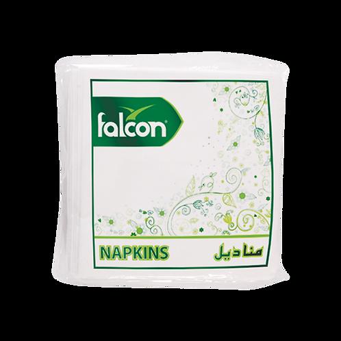 Falcon Napkin Paper - 1 Ply (30 X 30cm)