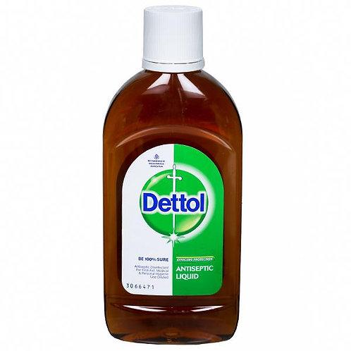 Dettol Antiseptic Liquid - 250ml