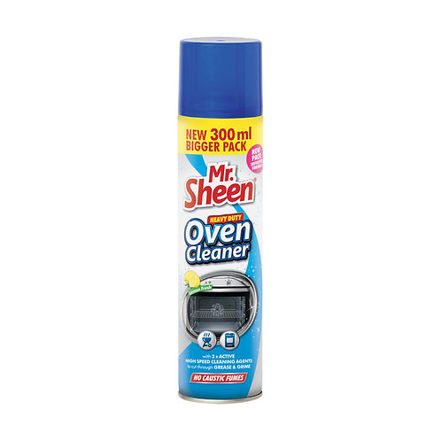Mr. Sheen Heavy Duty Oven Cleaner - 300ml