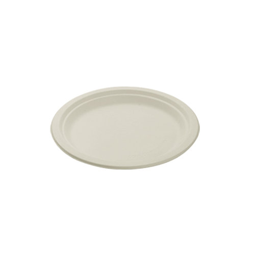 Falcon Biodegradable Round Plate - 6 Inch