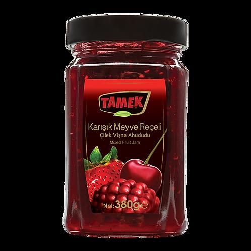 Tamek Mixed Fruit Jam - 380g