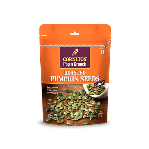 Cornitos Roasted Pumpkin Seed (Salted) - 200g