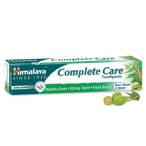 Himalaya Complete Care Herbal Toothpaste - 80g