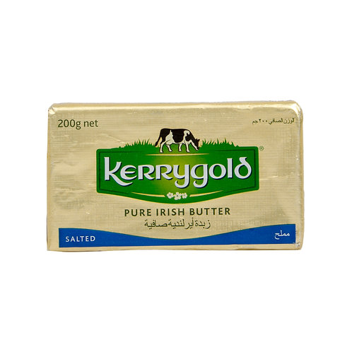 Kerrygold Salted Butter - 200g