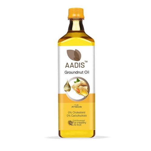 Aaadis Groundnut Oil - 1L