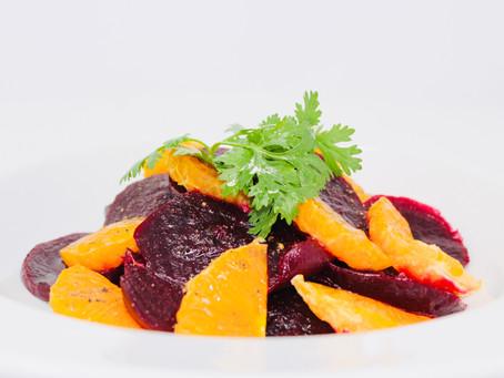 Beetroot & Orange Salad