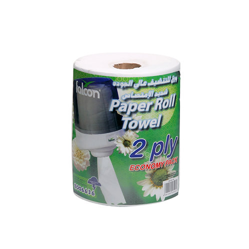 Falcon Paper Roll Towel - 2 Ply