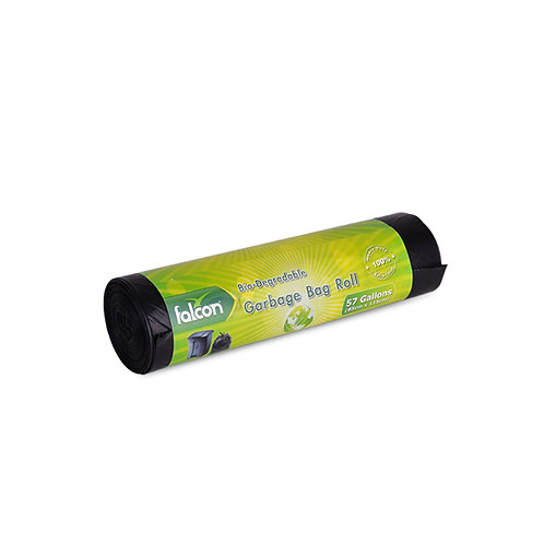 Falcon Biodegradable HD Garbage Bag Roll - 85 x 115cm