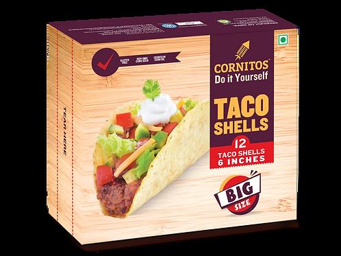 Cornitos Taco Shell (6 inches) - 180g