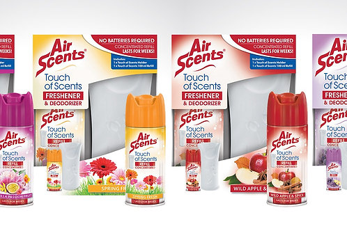 Air Scents AutoFresh Refill - 250ml