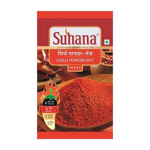 Suhana Hot Chilli Powder