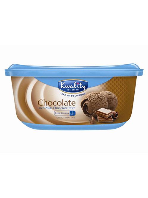 Kwality Chocolate Ice Cream - 500ml