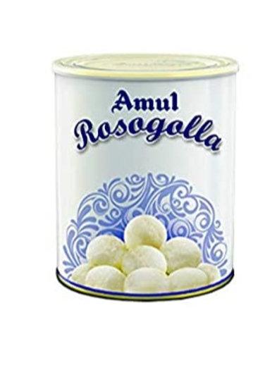 Amul Rasogulla Tin - 1kg