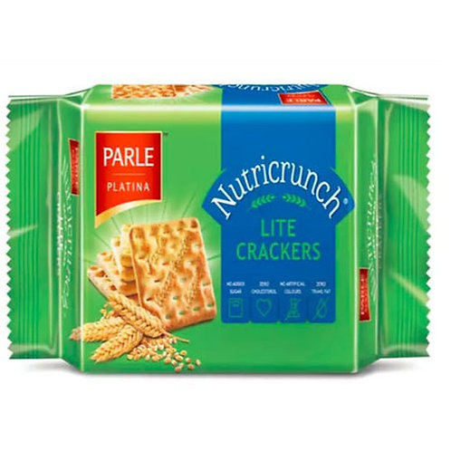 Parle Nutricrunch Lite Cracker - 100g
