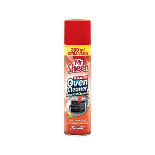 Mr. Sheen Fast Acting Oven Cleaner - 300ml
