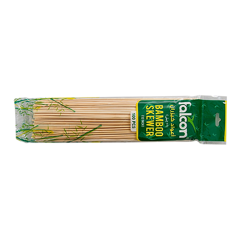 Falcon Bamboo Skewers - 10 Inch