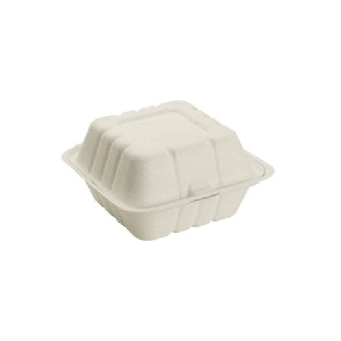Falcon Biodegradable Hamburger Box