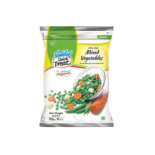 Vadilal Mixed Vegetables - 312g