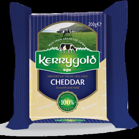 Kerrygold White Cheddar - 200g