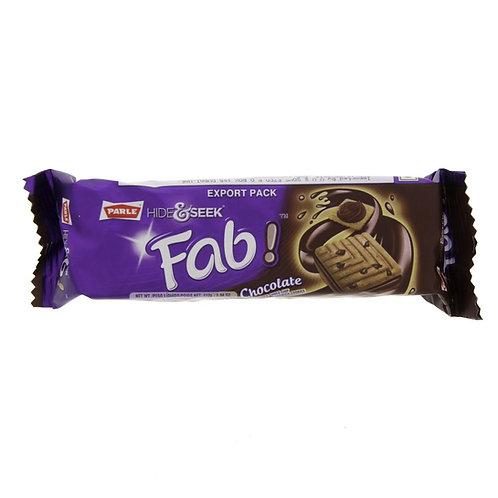Parle Hide & Seek Fab (Chocolate) - 112g