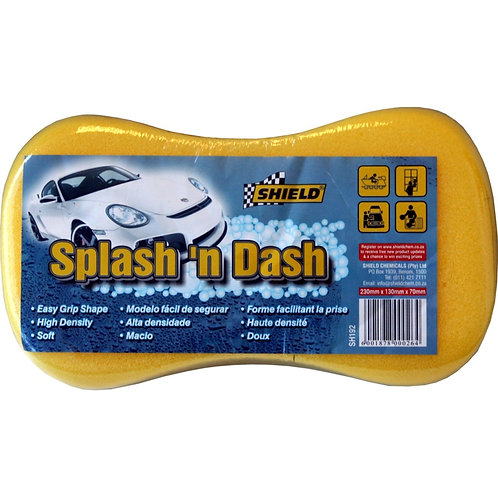 Shield Splash N Dash Sponge