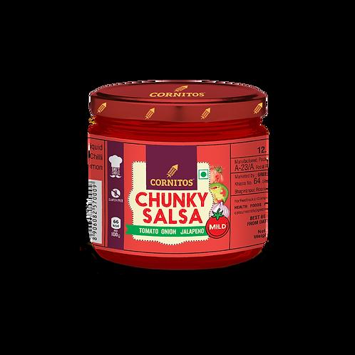 Cornitos Chunky Salsa (Mild) - 330g