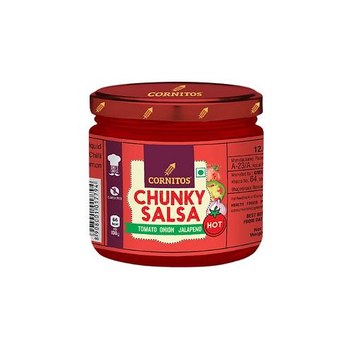 Cornitos Chunky Salsa (Hot) - 330g