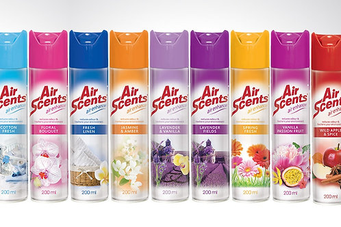 Air Scents Aerosols Air Freshener - 200ml