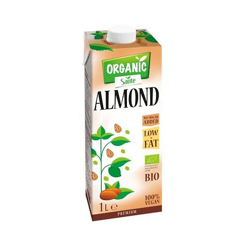 Sante Organic Almond Drink without Added Sugar Bio - 1L