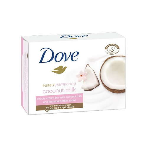 Dove Soap Coconut Milk - 100g