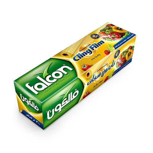 Falcon Cling Film - 1000g x 30cm