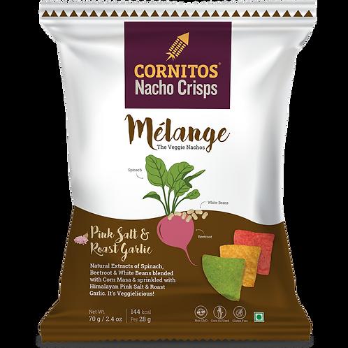 Cornitos Nacho Melange Crisps - 70g