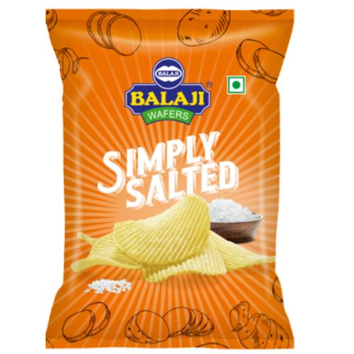 Balaji Simply Salted Wafers - 150g