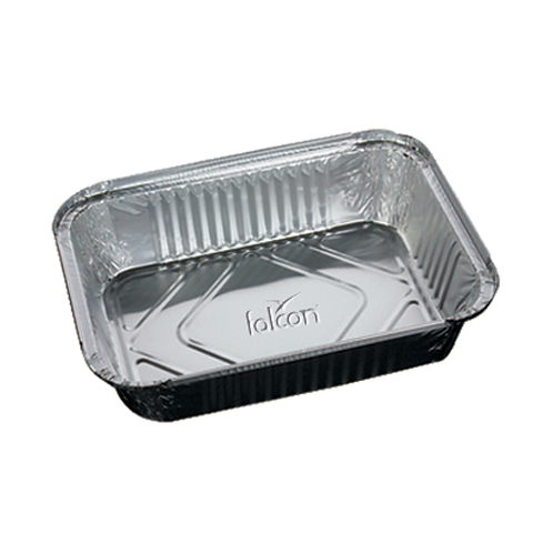 Falcon Aluminium Container with Lid