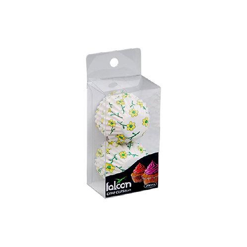 Falcon Retail Cake Cup Floral - 6cm