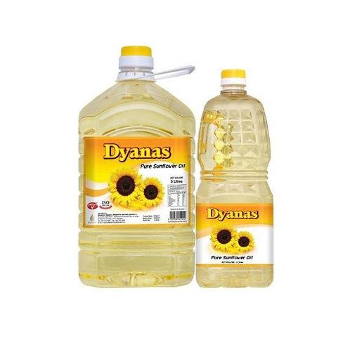 Dyanas Sunflower Oil